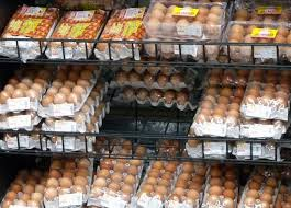Eggs in Costa Rica Stores