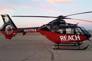 CR Medical air transport