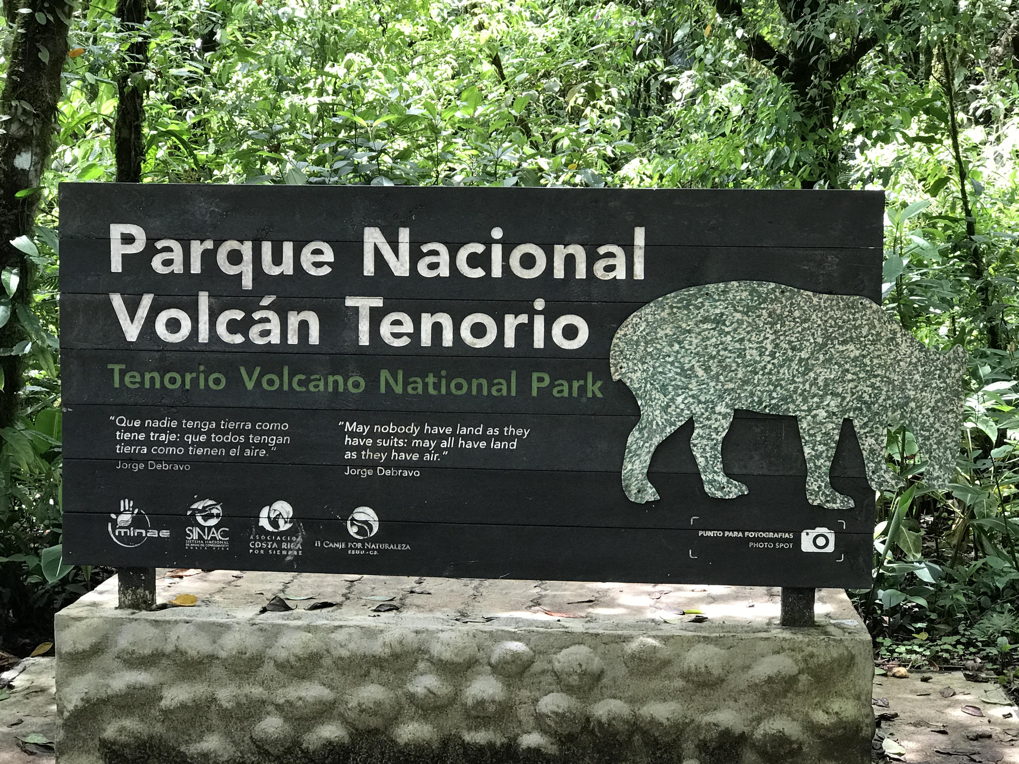 Visiting Rio Celeste in Costa Rica using Waze | Costa Rica