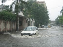 Costa Rica rainy season brings flooding to Playas del Coco