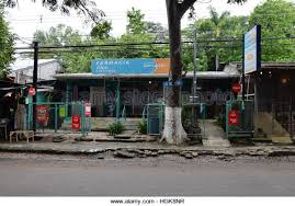 Small town pharmacy in Costa Rica
