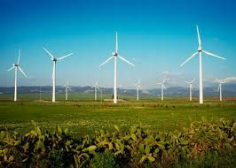 Costa Rica Wind farm