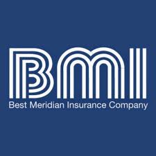 BMI Best Meridian Insurance Logo