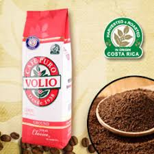 Cafe Volio a very popular local brand of coffee