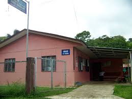 a local EBAIS clinic in Costa Rica