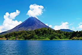 Costa Rica volcanoes - Arenal