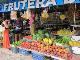 Costa Rica fruit market