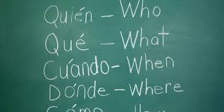 Spanish questions