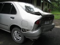 Costa Rica Car Crash