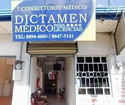 health Check for Costa Rica drivers license