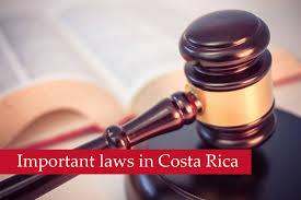Costa Rica Law