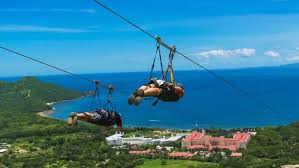 Playa Hermosa Zip Line