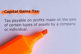 Costa Rica property taxes on capital gains