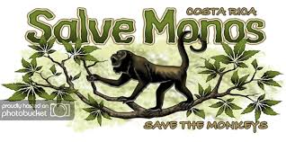 Save the Monkeys Costa Rica