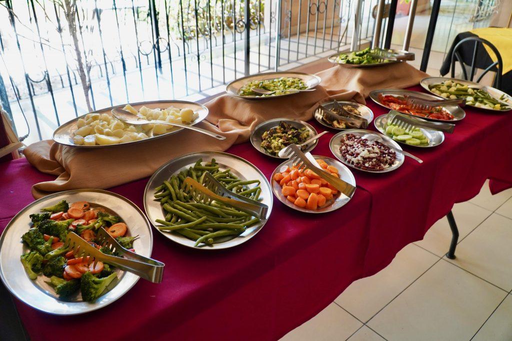 Food Playa Del Coco