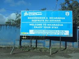 Costa Rica Nicaragua border