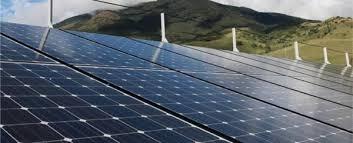 Solar panels installed in Costa Rica