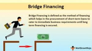 Graphic about bridge financing property in Costa Rica