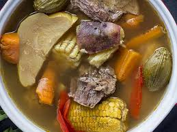 Pot of Olla de Carne