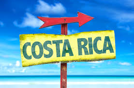 Costa Rica sign