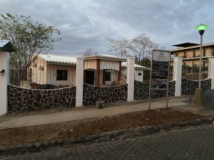 Home building in Costa Rica