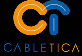 Logo of Cable Tica, a high-speed Internet provider