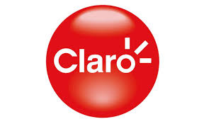 Logo of Claro, a high speed internet provider in Costa Rica