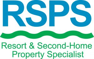 Resort and Second-Home Property Specialist logo