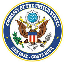 Seal of the US Embassy in Costa Rica