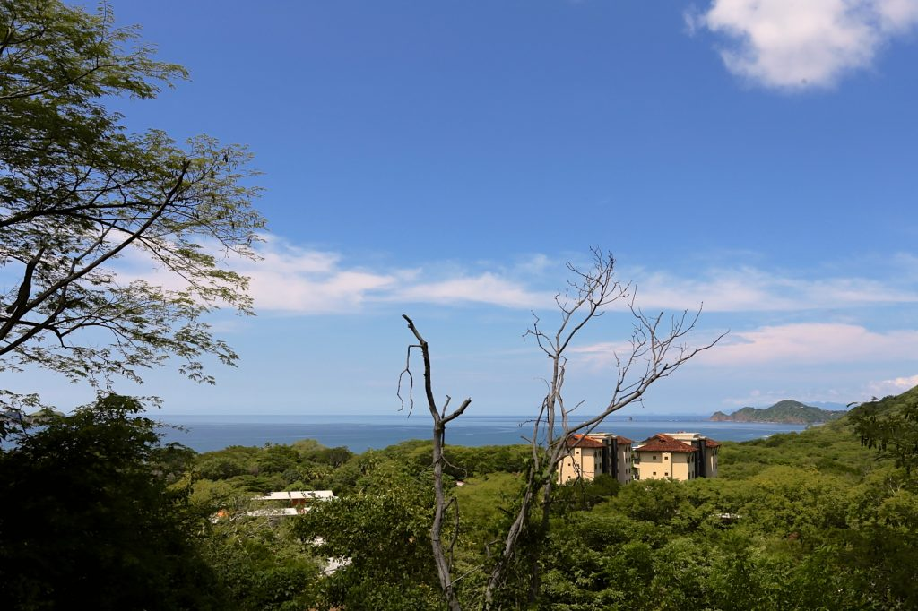 Ocean view property near Playa Hermosa Costa Rica