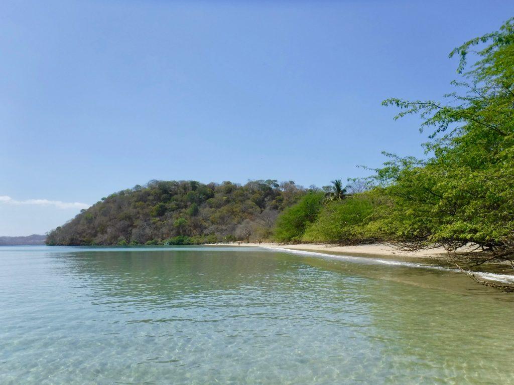 Nacascolo Beach in Guanacaste
